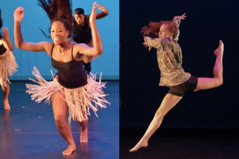 Audition for Central's Dance Ensembles Dec. 2