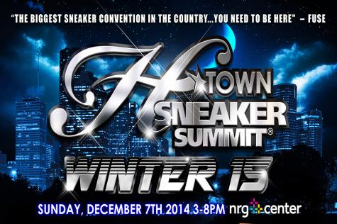 H-Town Sneaker Summit Winter '15