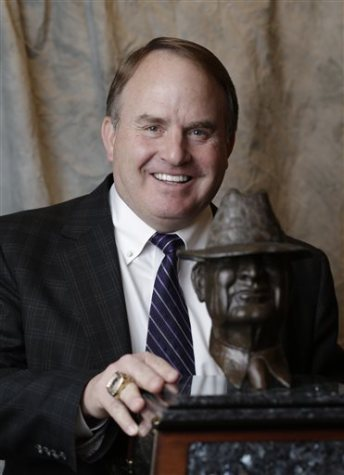 Patterson wins Bryant Award