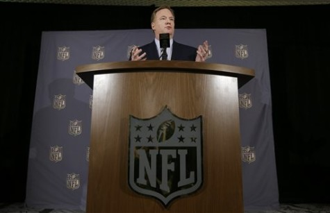 Faith in Goodell, NFL deflating