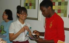 Honor students give advice to freshmen