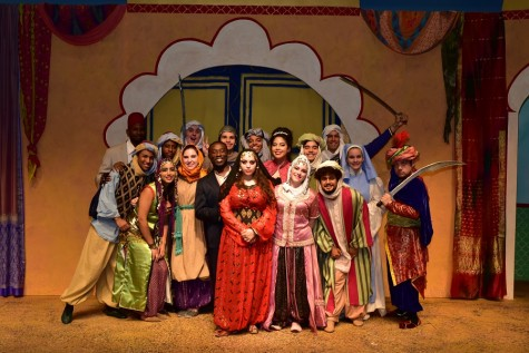 'The Comedy of Errors' opens at Stafford