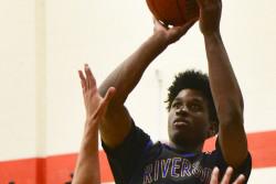 HBU vs UC Riverside: Men's basketball