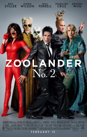 Free 'Zoolander' screening for students