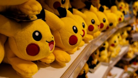 Pikachu celebrates 20th anniversary