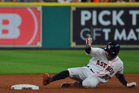 Astros win first series of the year