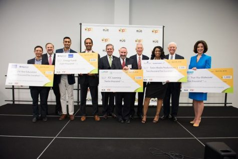 Entrepreneurs honored at ceremony