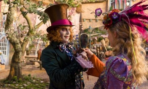 'Alice Through the Looking Glass' director reflects on film's making