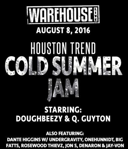 Houston braces for Cold Summer
