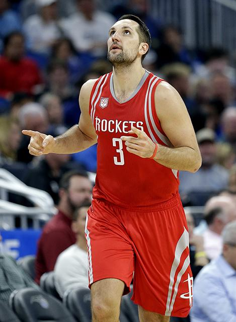 Houston+Rockets%27+Ryan+Anderson+reacts+after+sinking+one+of+his+five+3-point+baskets+against+the+Orlando+Magic+during+the+second+half+of+an+NBA+basketball+game%2C+Friday%2C+Jan.+6%2C+2017%2C+in+Orlando%2C+Fla.+%28AP+Photo%2FJohn+Raoux%29