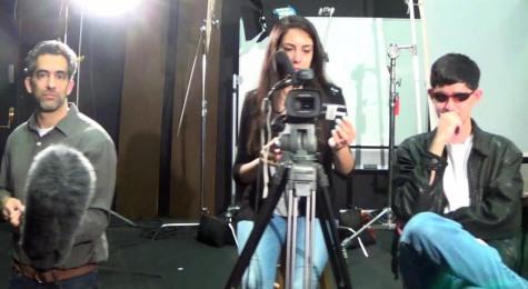 Mercer talks filmmaking at HCC