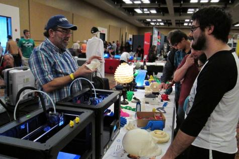 Makers show, tell, and create at Houston's Mini Maker Faire