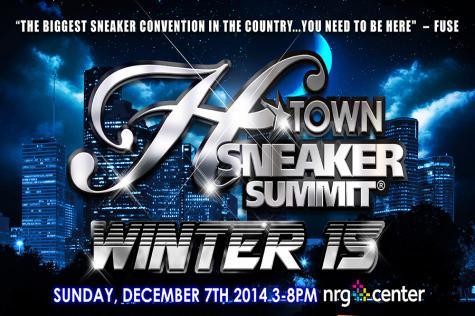 H-Town Sneaker Summit Winter '15