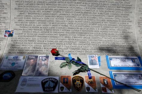 Report: Police gun deaths up, still below average