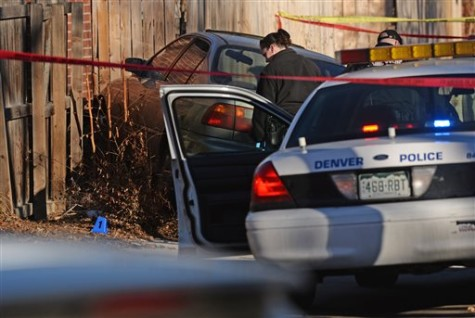 Officers told teens to get out of car before shooting