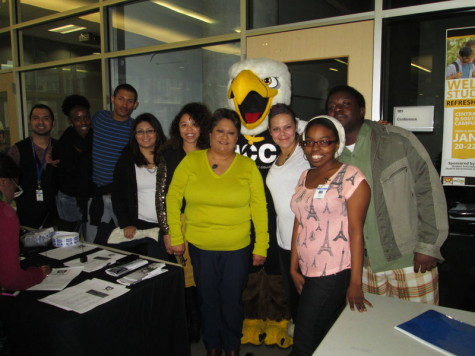 Photos: Welcome Back! from Central SGA