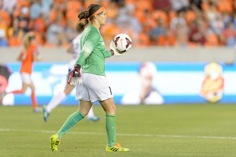 Houston Dash goalkeeper Erin McLeod is part of what head coach Randy Waldrum believes could be a good nucleus going into the 2015 NWSL season. The team will hold open tryouts at the Houston Sports Park Feb. 20 and 21, and preseason camp begins March 9.