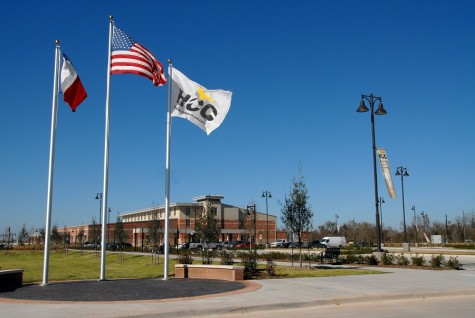 The current Missouri City HCC campus at the Sienna location.