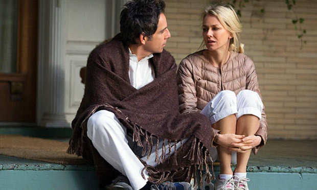 Ben Stiller and Naomi Watts star in While We're Young.
