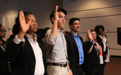 Phi Theta Kappa recognizes excellence at spring induction