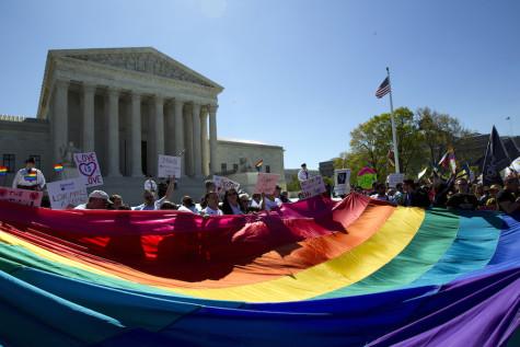 Supreme Court hears historic same-sex marriage arguments