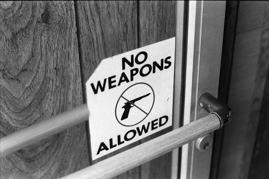 Campus carry resolution passed by Faculty Senate