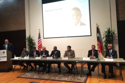Mayoral candidates talk mental health