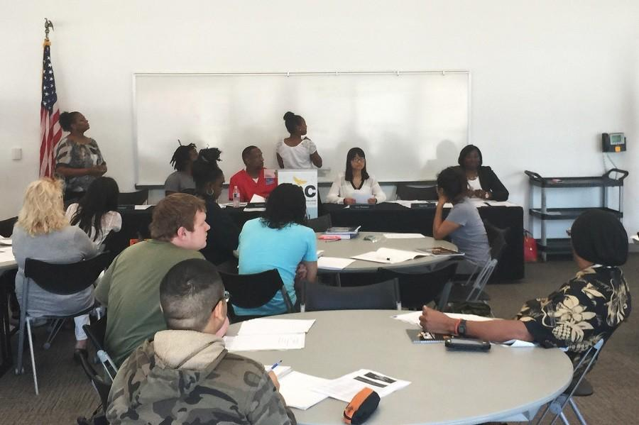 The Central Student Government Association held its first general meeting on Wednesday in the LHSB.