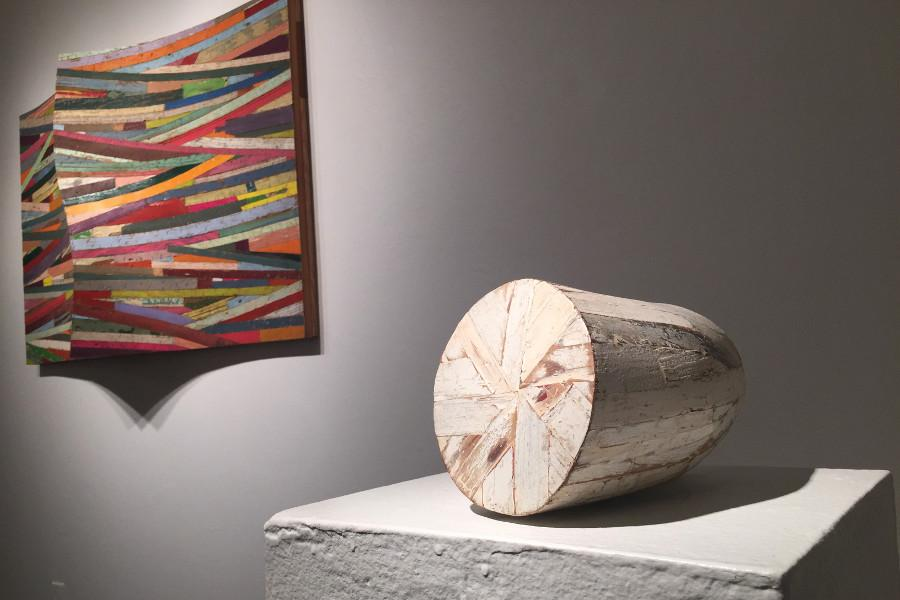 Gallery gives wood new life