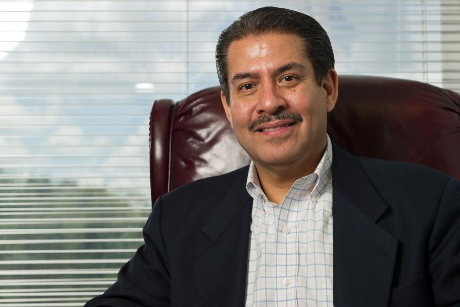 Former Harris County Sheriff and City Councilman, Adrian Garcia, spoke about important issues for him and his campaign. Election day is Nov. 3.