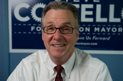 Race for Mayor: Steve Costello