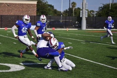 Slideshow: UCA vs HBU