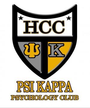 Psi Kappa's logo.