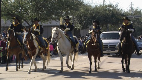 Parade honors King's legacy