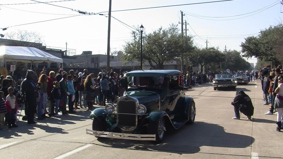 A+1930s+Fort+Hotrod+during+the+2016+MLK+parade.