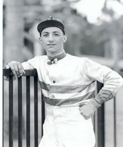 Eddie Arcaro in 1936