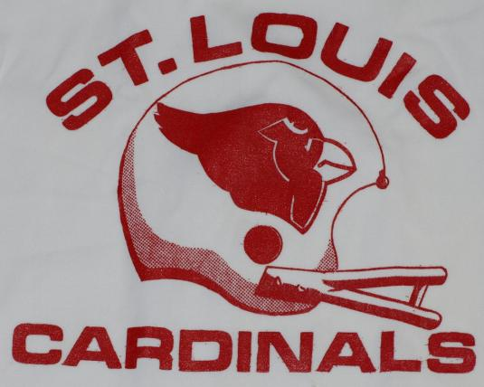 A St. Louis Cardinals pennant from 1976.