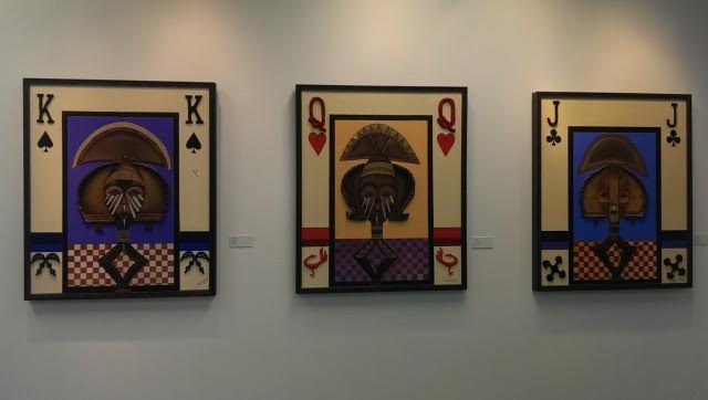 The works of local father-and-son-duo Alvin and Erza Roy are currently being displayed at the Northeast College's Art Hub Gallery. The Roys' artwork will be on display at the Codwell campus from now until Feb. 11.