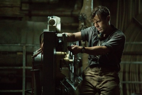 This image released by Disney shows Casey Affleck in a scene from,