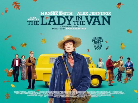 'The Lady in the Van' brings sunshine