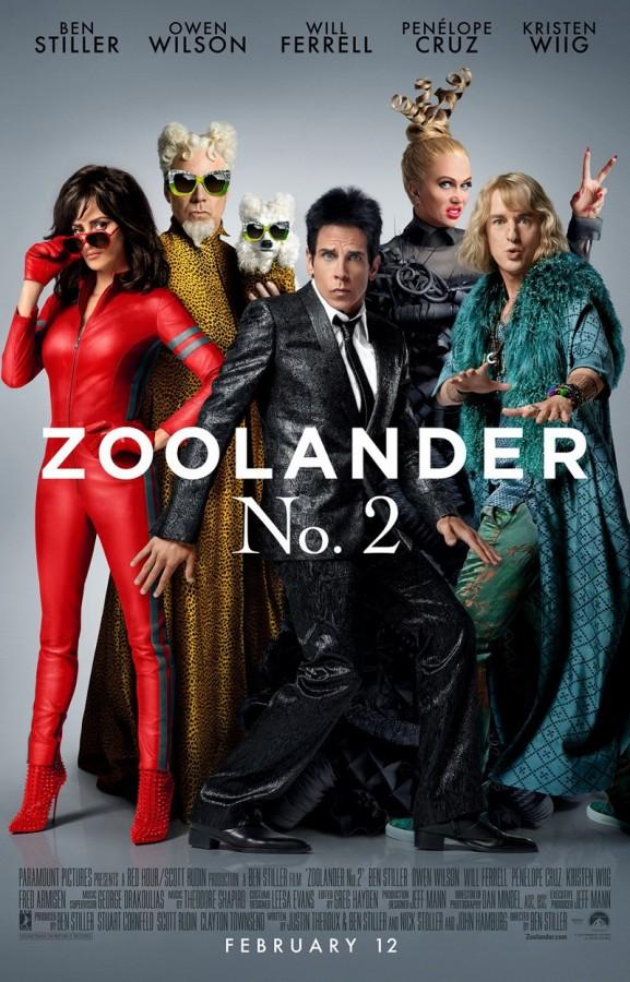 Free Zoolander screening for students