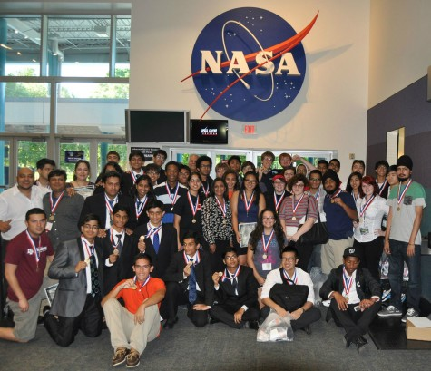 NASA provides space for STEM students