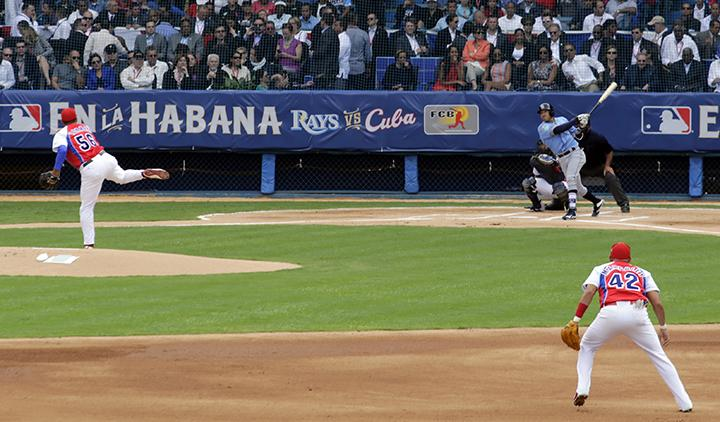 The Egalitarian | Tampa Bay Rays beat Cuban team