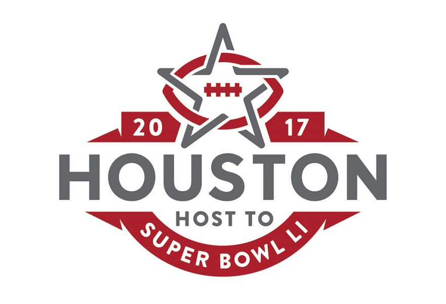 The+2017+Super+Bowl+LI+logo+that+will+be+used+next+year+in+Houston.+%0A