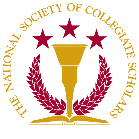 HCC's chapter of The National Society of Collegiate Scholars accepted over 500 new members this spring semester.