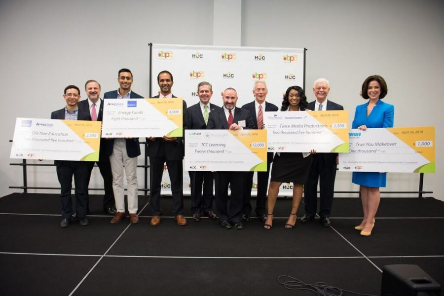 The 2016 Winners HCC Newspring Business Plan Competition