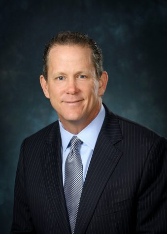 Texans president to speak at graduation