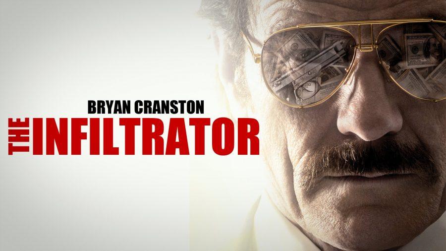 Brian Cranston stars in The Infiltrator
