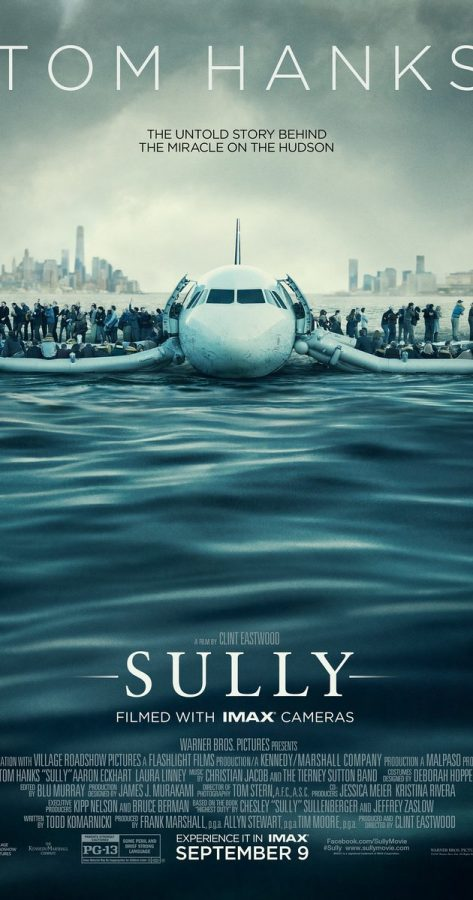 Sully in theaters now