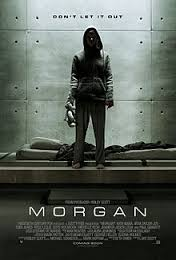 Morgan in theaters now!